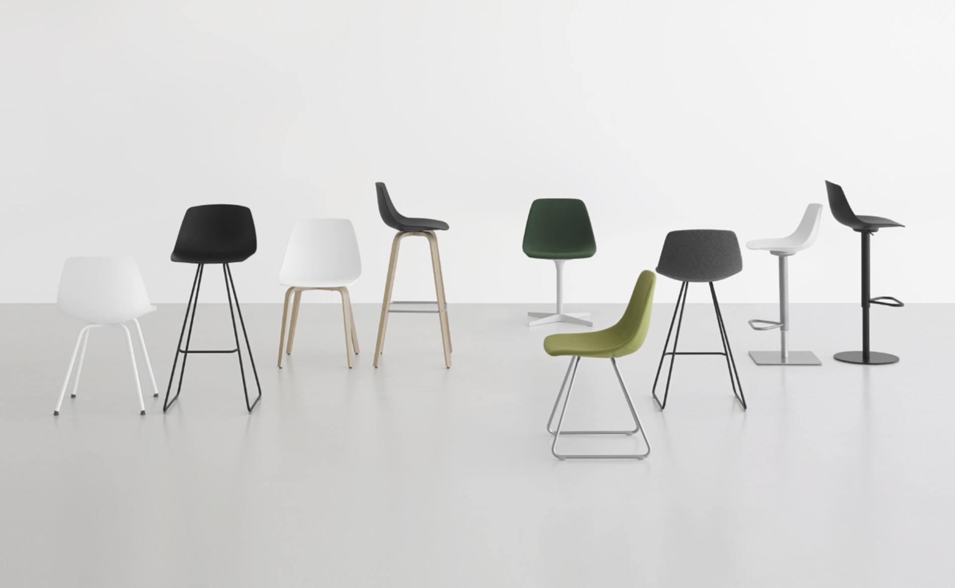 Miunn Barhocker und Stuhl (LaPalma)