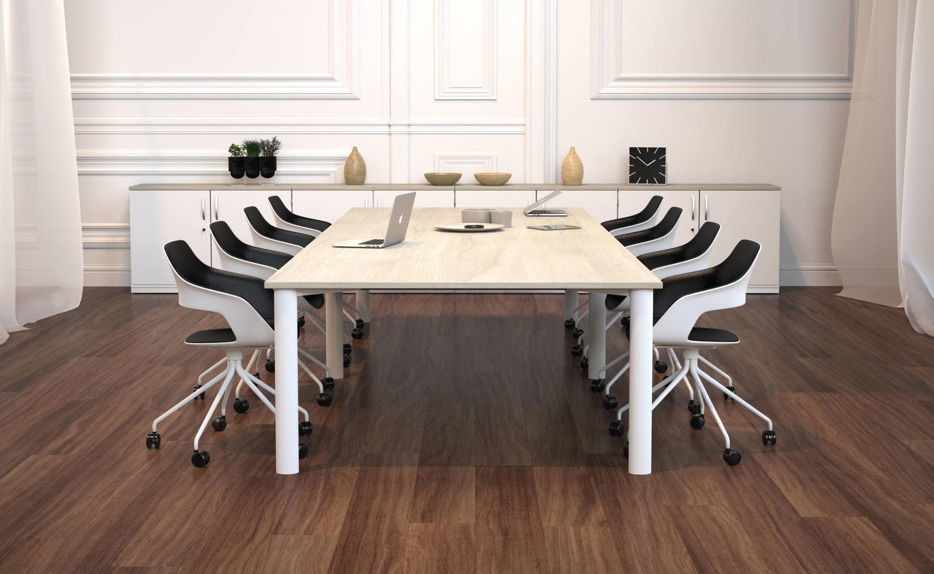 Konferenztisch für 8-10 Personen (Palmberg)